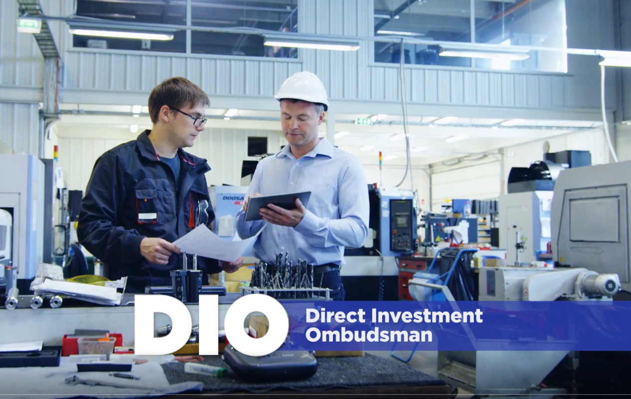 Direct Investment Ombudsman (DIO)